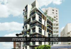 P30 Apartamentos - Innovación · Inspiración · Diseño