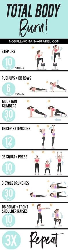 Slay your Legs and Shoulders with this Total Body #workout