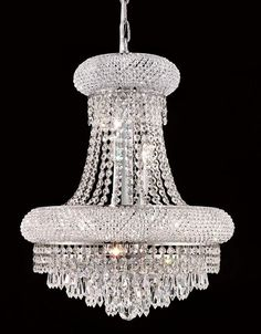 Chandeliers Lights & Lighting Generous Modern Europe 7 Lights Dome Basket Crystal Chandeliers In Chrome Finish Bedroom Lamp Hall Upscale Atmosphere To Win A High Admiration