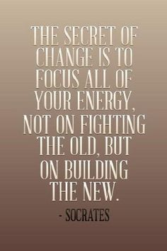 Rebuild. Move forward. Remember the good. Learn from the bad. Always hope for the best.