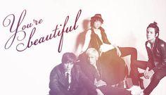 You're Beautiful Starring Jang Geun Suk and Park Shin Hye, Lee Hong Ki and Jung Yong Hwa