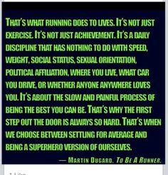 Running motivational quote! Motivation and goals. #running #motivation
