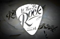 """""""Let There Be Rock"""" American Advertising Awards Greater Frederick 2014 Identity 