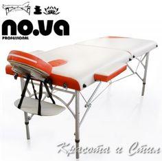 Алуминиева масажна кушетка NO.VA Aero Delux NV21  Практичен дизайн, който позволява лесно пренасяне и монтиране. Незаменим комфорт за вашите клиенти.