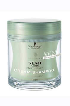 Seah Hairspa Cashmere Cream Shampoo de Schwarzkopf Professional