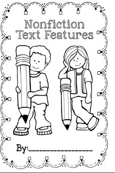 Nonfiction Text Structure Enjoy a FREE copy of a nonfiction text features booklet! This is a great asset to Reader's Workshop!Enjoy a FREE copy of a nonfiction text features booklet! This is a great asset to Reader's Workshop! Nonfiction Text Features, Fiction And Nonfiction, Reading Strategies, Reading Skills, Guided Reading, Reading Comprehension, First Grade Reading, Reading Workshop, In Kindergarten