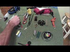 Backcountry Skiing Repair Kit - YouTube