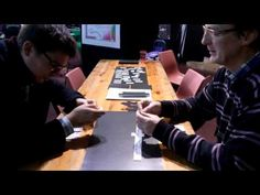 DANIEL ET ROLAND FESTIVAL DES JEUX DE ROUEN 2015 - YouTube