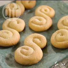 Griechische Butterkekse (Koulourakia) @ de.allrecipes.com