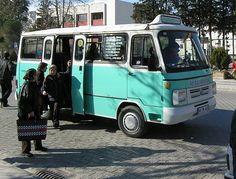 """dolmus"" : taxi ""communautaire"" à Istanbul"