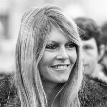 Photo d'archives de Brigitte Bardot