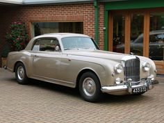 1956 Bentley S1 - Series 1 Continental by Park Ward