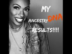 My Ancestry DNA Results! (Ancestry.com) - YouTube Dna Results, Ancestry Dna, African, Youtube, Youtubers, Youtube Movies