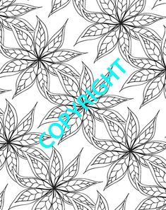 Pumpkins And Sunflower Digital Coloring Page Fall Adult
