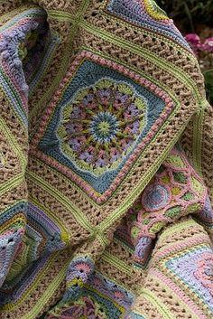 MossyOwls 'Frühlingsgeflüster Afghan #Afghan #diyfabriccrafts #fabriccrafts #MossyOwls #Spring  The post MossyOwls 'Frühlingsgeflüster Afghan #Afghan #diyfabriccrafts #fabriccrafts #Mo  appeared first on DIY Projekte.