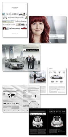 Volkswagen 2011 annual report: 'World's best report'