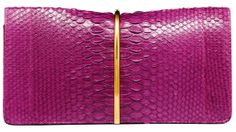 Deck your look out in these sweet berry-colored accessories. Handbag Accessories, Fashion Accessories, Shops, Fashion Articles, Ootd, Clutch Wallet, Clutch Bags, Trends, Pink Love