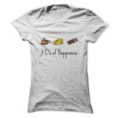 Coffee, Cheese, and Chocolate T-Shirt Hoodie Sweatshirts ueu. Check price ==► http://graphictshirts.xyz/?p=66577