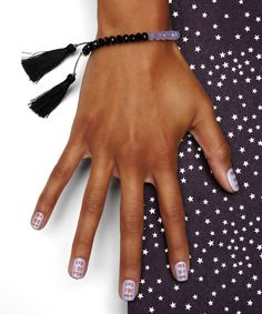 The Coolest 2017 Nail Art You Can't Even Find Yet On Pinterest #refinery29 http://www.refinery29.com/2017/01/135536/essie-horoscope-nail-art-trend-photos