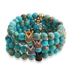 "OUR HOT SELLING BRACELET🔥🔥🔥 search:""Royal Buddha Turquoise Bracelet"" 👉www.poshmenclub.com 🔎Royal Buddha Turquoise  https://poshmenclub.com/collections/bracelet/products/royal-buddha-turquoise-bracelet-black-crown?variant=30664764305"