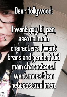 gay bisexual or transgender or otherwise non-heterosexual who have written