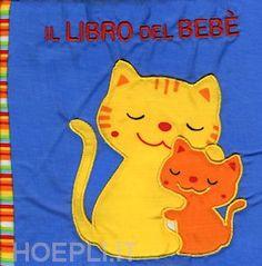 aa.vv. - il libro del bebe'  - gatto