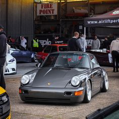 Best Picture For car dream For Your Taste You are looking for something, and it is going to tell you exactly what you are looking for, and you didn't … Porsche 911 Classic, Porsche 911 964, Porsche Cars, Vintage Porsche, Vintage Cars, Custom Porsche, Bmw Motorcycles, Top Cars, Super Cars