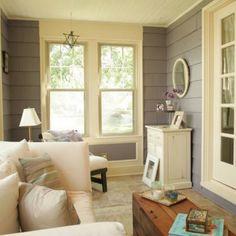 I should paint our 3 seasons porch.