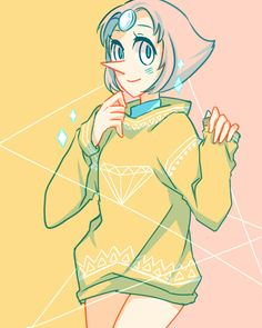 I love Pearl so much. Can't resist any fanart of her. <<< pearl is pretty awesome