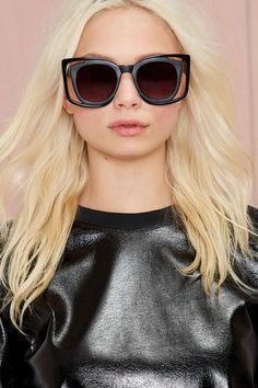 Now You See Me Cutout Shades