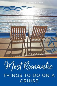 Most Romantic Things to do on a Cruise. Treat your special someone to a romantic time on a cruise with one of these lovi. Cruise Excursions, Cruise Destinations, Romantic Destinations, Romantic Vacations, Romantic Getaway, Romantic Dinners, Couples Things To Do, Romantic Things To Do, Most Romantic