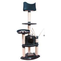 Technical Pet Arranhador para gatos Torre super alta