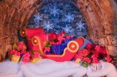 La slitta di Babbo Natale