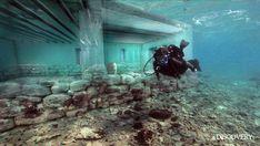 The secret underwater city of Pavlopetri, Greece