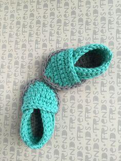 Crochet sandalias de bebé de Tom Tom por BabyStepTreasures en Etsy