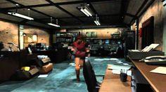Resident Evil 2 - Claire Redfield Walkthrough - Part 2