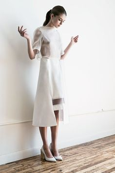 "femme-of-fashion: ""naimabarcelona: "" LTVs, Kay Frank Spring 2014 "" Fashion """