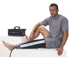Game Ready Straight Knee Wrap with ATX  #kneesurgeryrecovery #knee #kneesupport #kneerecovery #kneesurgery