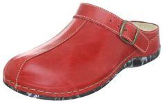 Florett, Damen Clogs, Rot (rot/01), 40 EU - http://on-line-kaufen.de/florett/40-eu-florett-damen-clogs