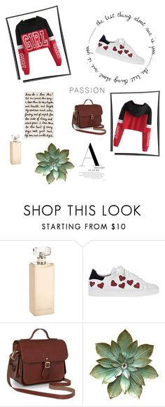"""""""Untitled #133"""" by anshikasharma-as ❤ liked on Polyvore featuring Ralph Lauren Collection, Steffen Schraut and PBteen"""