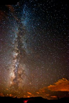 The real Milky Way. Photo via userealbutter.com