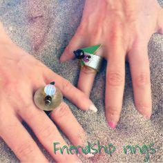 Besties Penelope and Dora rocking vintage leathers hematite marble metal moonstone and lava rings #waternymphjewelry #waternymph #handmadejewelry #reclaimed #eclectic #statementjewelry #reclaimedmetal #vintage #leather #jewelryaddict #marble #mixedmedia #bohojewelry #hematite #ecofashion #bohemianjewelry #gemstones #gypset #hippiechic #jewelrygram #friendshipring #emergingdesigners #resort #tattoedgirls #ringoftheday #boholuxe #friendshipneverends #ethnic #slowfashion