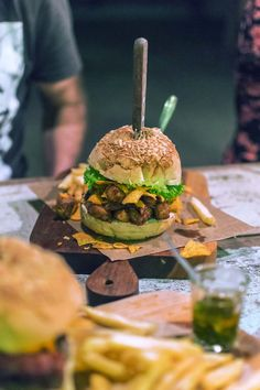 For a fix on burgers, head to Bem Te Vi in Trancoso, Brazil | heneedsfood.com