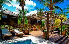 Beachfront Suite at Galley Bay Resort & Spa, Antigua #cntraveler