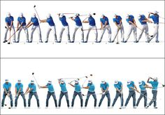 Swing Sequence: Rickie Fowler -Golf Digest