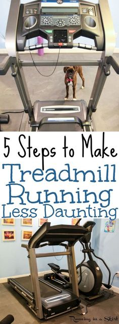 5 Tips to Make Treadmill Running Less Daunting. And easy and awesome plan to make the time go by faster including workout ideas. Motivation for beginners or advanced. / Running in a Skirt Treadmill Workouts, Running On Treadmill, Running Workouts, Running Tips, Easy Workouts, Running Humor, Running Training, Running Plan For Beginners, Beginner Running