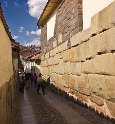 Inca Walls, Cusco, Peru