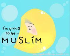 Proud to be muslim