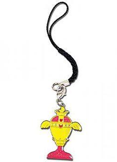 Sailor Moon Phone Charm - Sehai/Holy Grail