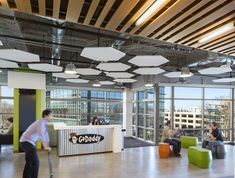 Gallery of GoDaddy Silicon Valley Office / DES Architects + Engineers - 7